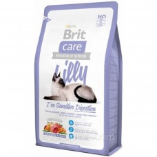 Brit Care Cat Lilly I've Sensitive Digestion 7кг(Чехия)