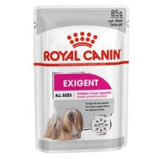 Royal Canin Adult Exigent Care Влажный корм для привередливых собак. 85гр